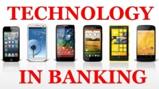 bank technology smartphone